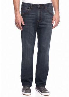 Lee Jive Blue Modern Series  ular-Fit Stretch Straight Leg Jeans