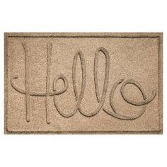 Bungalow Flooring Hello Door Mat