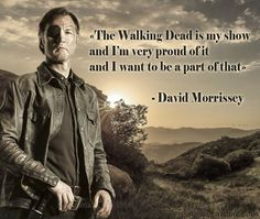 The Governor - TWD Cast