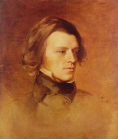Incredible portrait Of Alfred Lord Tennyson Painting ~ Fine Art Print