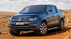 Volkswagen Amarok 2016, estrena lavado de cara y motor V6 diésel - http://www.actualidadmotor.com/volkswagen-amarok-2016-lavado-cara/