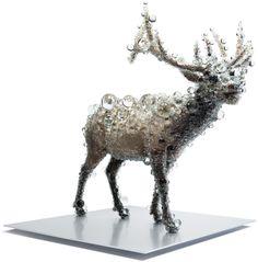 KOHEI NAWA / PixCell-Elk#2