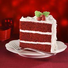 The Best Red Velvet Cake Recipe Ever!