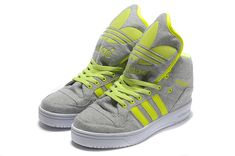 Adidas Obyo Shoes Green Grey