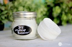 DIY Makeup Remover & Pads For Every Skin Type