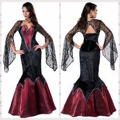 New-deluxe-costumi-da-vampiro-adulto-lady-erotici-sirena-fantasy-cosplay-outfit-donne-gotico-medievale-halloween.jpg (900×900)