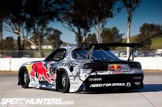 Mad Mike's rx7