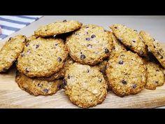 (39) Rezept in 10 Minuten, das Ihnen gefallen wird! Ohne Mehl! Schnell, lecker und einfach. # 107 - YouTube Cookie Recipes, Tasty, Sweets, Food, Friends, Youtube, Crack Crackers, Recipes, Candies
