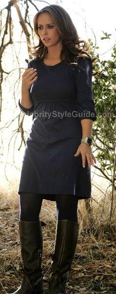 Blake babydoll dress