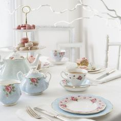 Why Britain is Great: Traditional English Tea Parties