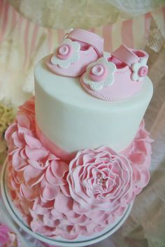 And Everything Sweet: Pretty In Pink Baby Shower