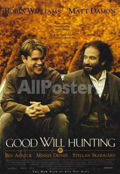 Good Will Hunting People Masterprint - 28 x 43 cm