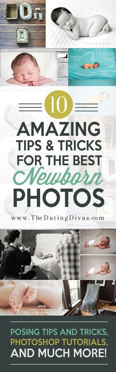 The Best Newborn Photography Tips and Tricks
