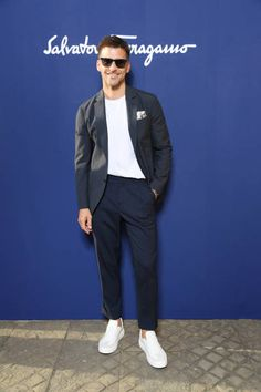 Johannes Huebl Photos Pictures and Photos - Getty Images Stock Pictures, Stock Photos, Milan Men's Fashion Week, Royalty Free Photos, Suit Jacket, Mens Fashion, Casual, Jackets, Style