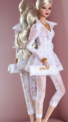 Fashion Royalty Mademoiselle Jolie | by Regina&Galiana