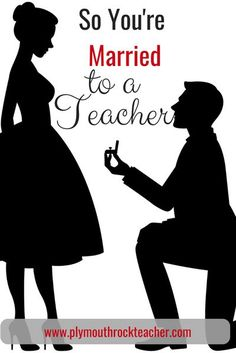 Being married to a teacher is hard and is a uniquely challenging proposition. Don't get me wrong, there are some great things about it (including being married to a teacher!). But after recently celebrating my 10th wedding anniversary, I've been thinking about all the things I wish my wife understood about my vocation when we walked down the aisle on that sultry August day.