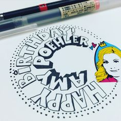 Happy Birthday Amy Poehler! We are so grateful you were born!Waffles for everyone!