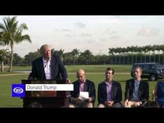 ▶ Inauguration of Blue Monster Golf Course at Trump National Doral - YouTube