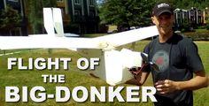FLIGHT OF THE BIG-DONKER