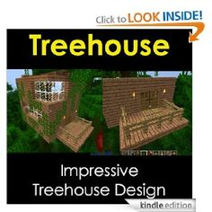 FREE ebook Treehouse Design for Minecraft: House Ideas Series (Minecraft House Designs)