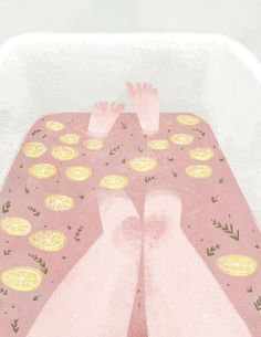 Imagen de bath and legs