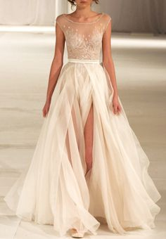 maybe an unconventional wedding dress... someday...?
