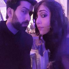 Nakuul Mehta & Jankee Parekh!!!the sweetest couple ever!!!See this Instagram photo by @nakuulmehtafc • 203 likes