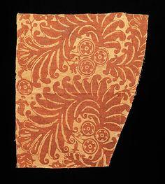 Russian Textile  1700 - 1899