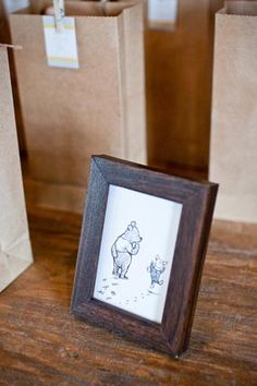 Winnie the Pooh Books and Bees Themed Baby Shower   Baby Lifestyles