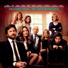This Is Where I Leave You - better than I expected. Gorgeous cast.