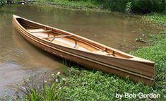 Cedar Strip Canoe Plans & Kits : Noahsmarine.com