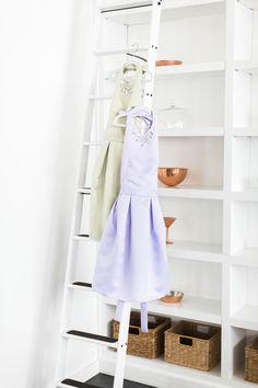 Chic luxury aprons,