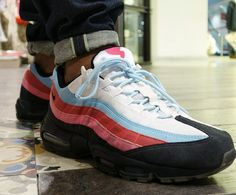 50 Nike Air Max 95 collectors