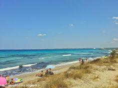 ABOUT MY ITALIA: Puglia . Beach Punta della Suina, Trip of Puglia 1...