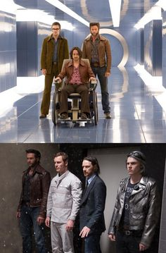 X-Men: Days of Future Past  Bryan Singer Costumes by Louise Mingenbach