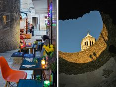When the sun set on Split, Croatia, it's time to find a bar and settle right in   heneedsfood.com