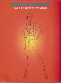 6. dibujo de figurines para el diseño de moda. by Luisina Gutierrez via slideshare