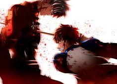 Anime Fate/Stay Night Archer (Fate/Stay Night) Shirou Emiya Wallpaper
