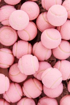 Baby Got Backhand: DIY Pastel Candy Inspired by the Tennis Trend - Paper and Stitch
