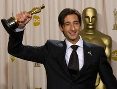 """Adrien Brody was awarded Best Actor for (""""The Pianist"""") in 2002, Much deserved!"""
