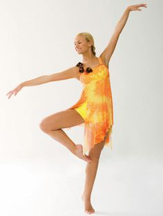 Breakaway - Style 0108 | Revolution Dancewear Contemporary/Lyrical Dance Recital Costume