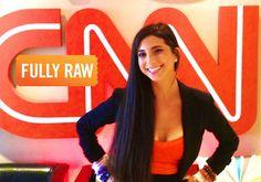 FullyRaw Kristina on CNN Español