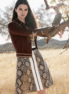 Kendall Jenner Graces the Pages of Vogue Again Before Praising Family With Kylie Jenner on Splash
