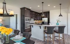 Discovery Ridge Model Home - New Tradition Homes