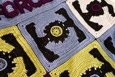 Ravelry: Star Wars Imperial TIE-Fighter Square pattern by Mallory Walleck