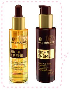 Rostro Bene: Mil rosas de Riche Crème para nutrir tu piel