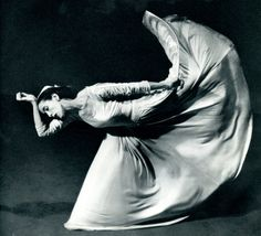 My favorite picture of the creator of Modern Dance...Martha Graham