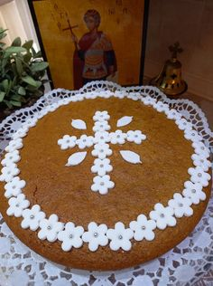 Greek Desserts, Food Styling, Birthday Cake, Cooking Recipes, Kids Rugs, Vegan, Holiday Decor, Creative, Cypriot Food