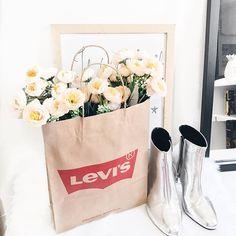 🌸👢#levis