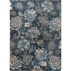 Winslow Navy (Blue) 7 ft. 10 in. x 10 ft. 3 in. Area Rug
